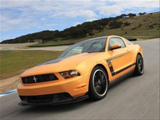 2012 Ford Mustang Boss 302 -- First Drive
