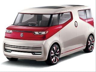 Suzuki Air Triser: Multifaceted mini-hauler concept