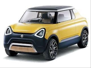 Suzuki Mighty Deck Concept revealed
