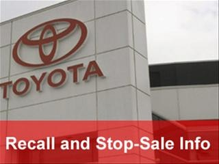 Continuing Coverage: Toyota Recall and Sales Freeze