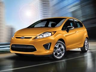 21 Cars Rated at 40 mpg or Better - 2012 Ford Fiesta