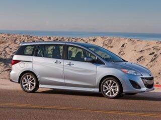 10 Best 3-row Vehicles Under $30,000 - 2012 Mazda MAZDA5