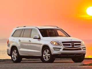 Familiar Cars with New Looks for 2013 - 2013 Mercedes-Benz GL-Class