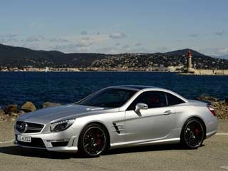 Familiar Cars with New Looks for 2013 - 2013 Mercedes-Benz SL-Class