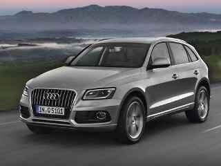 10 Best Luxury SUVs of 2013 - 2013 Audi Q5