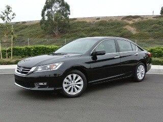 10 Best Sedans Under $25,000 (2013) - 2013 Honda Accord