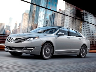 10 Best Green Cars of 2013 - 2013 Lincoln MKZ