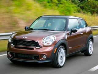 10 Most Fuel-Efficient SUVs of 2013 - 2013 MINI Paceman