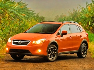 10 Most Affordable SUVs - 2014 Subaru XV Crosstrek