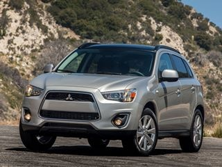 10 Most Affordable SUVs - 2014 Mitsubishi Outlander Sport