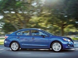 10 Best AWD Cars & SUVs Under $25,000 - 2014 Subaru Impreza
