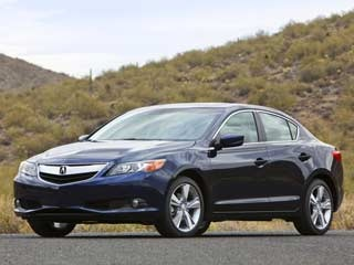 10 Cars You Didn't Know Were Made In America - 2013 Acura ILX
