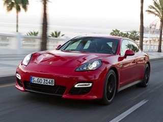 5-Year Cost to Own Awards 2013 - 2013 Porsche Panamera