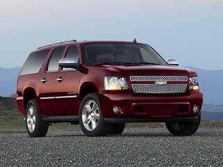 10 Best Family Cars of 2013 - 2013 Chevrolet Suburban 1500