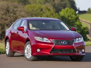 The 40 mpg Cars of 2013 - 2013 Lexus ES