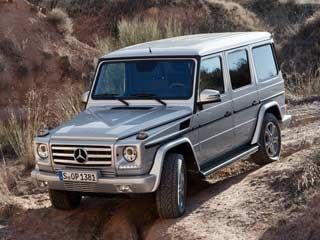 10 Best Tailgating Vehicles of 2012 - 2012 Mercedes-Benz G-Class