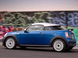 Top 10 Head Turners of 2012 - 2012 MINI Coupe