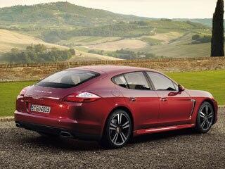 Top 10 Head Turners of 2012 - 2012 Porsche Panamera