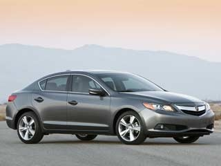 Arriving Now: The 2013 Model Year - 2013 Acura ILX