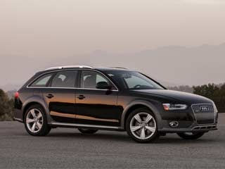 Arriving Now: The 2013 Model Year - 2013 Audi allroad