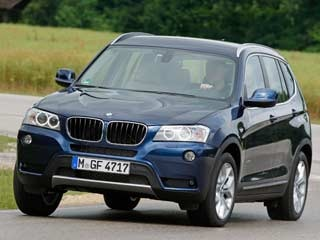 10 Cars You Didn't Know Were Made In America - 2013 BMW X3