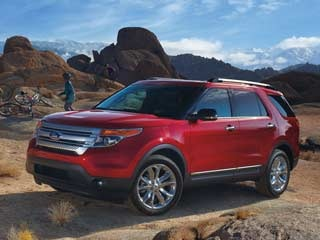 ford explorer fuel economy 2017. Cars Review. Best American Auto & Cars Review
