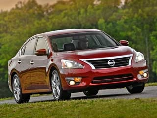 10 Best Family Cars of 2013 - 2013 Nissan Altima