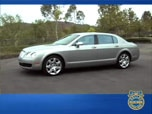Bentley Continental Flying Spur Video