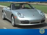 Porsche Boxster Video Review Photo