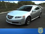 Acura TL Video Review Photo