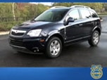 Saturn VUE Video Review Photo