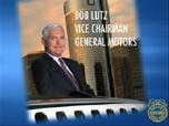 General Motors Exec Bob Lutz - Video