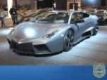 Lamborghini Reventon - LA Auto Show Video