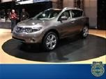 Nissan Murano - LA Auto Show Video Photo