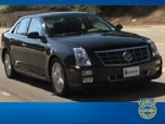 Cadillac STS Video Review Photo