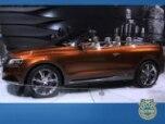 Audi Cross Cabriolet - LA Auto Show Video