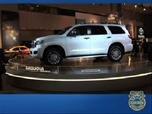 Toyota Sequoia - LA Auto Show Video