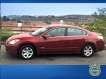2008 Nissan Altima Hybrid Video Review