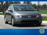 Honda Civic Hybrid Video Review Photo