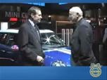 MINI Designer Interview - NAIAS Video Photo