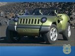 Jeep Renegade Concept Video