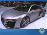 Audi R8 V12 TDI Concept - NAIAS Video Photo