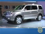 Honda Pilot Prototype - NAIAS Video Photo