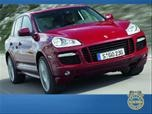 Porsche Cayenne GTS - Auto Show Video Photo