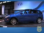 Hyundai Elantra Touring - Auto Show Video Photo