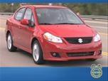 2008 Suzuki SX4 Video Review