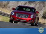 Cadillac CTS Sedan Video Review Photo