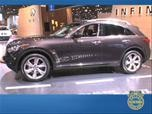 Infiniti FX50 - NYIAS Video Photo