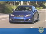 Lexus IS F Video Review Photo