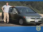 Honda Civic GX Natural Gas Vehicle Video Photo